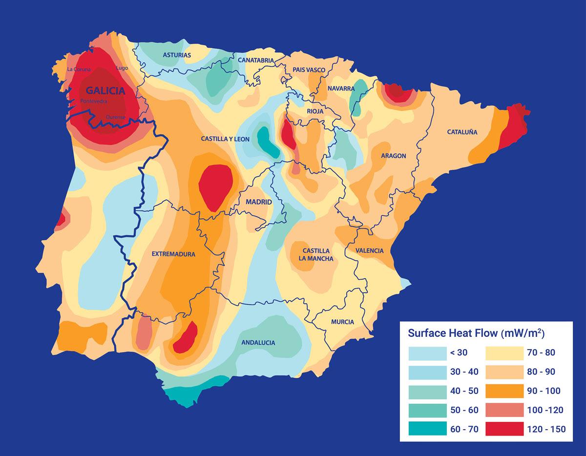 Xeotérmica Galega